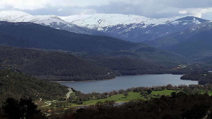 View of Gennargentu, the highest massif of Sardinia (Image from wikipedia.org)