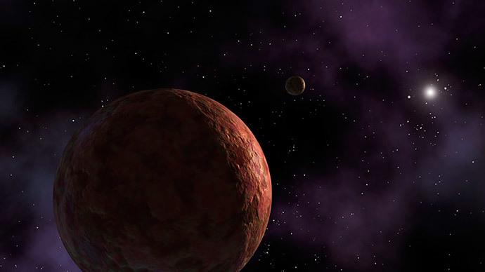 Dwarf planet 'Biden' identified in an unlikely region of our solar system