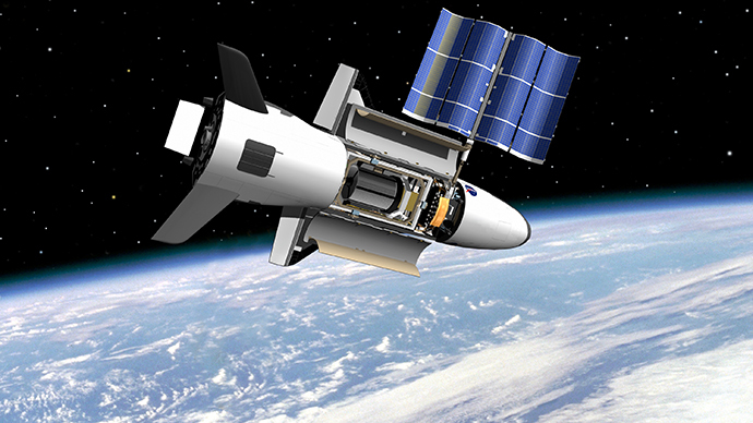 Pentagon's secret X-37B plane breaks space longevity record