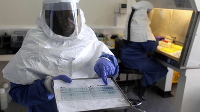 Deadly Ebola virus spreads beyond Guinea borders, suspected in Mali