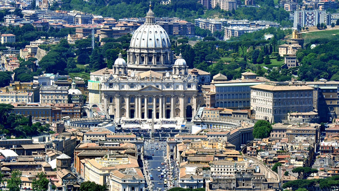 ​Two men caught with $4.1tn worth of fake bonds at Vatican Bank