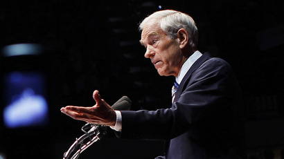 Congressman Ron Paul (R-TX) (Reuters/Shannon Stapleton)