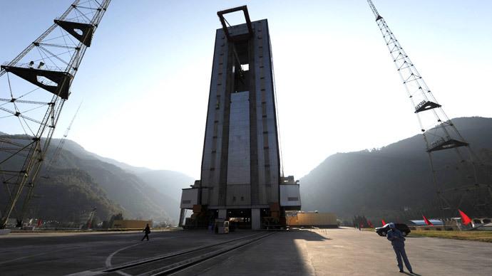 Xichang Satellite Launch Centre (AFP Photo / STR)