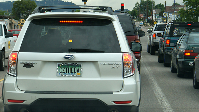 Colorado drivers claim 'license plate profiling' after marijuana legalization
