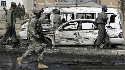 ​Scores of children killed, crippled by explosives left by US, NATO in Afghanistan