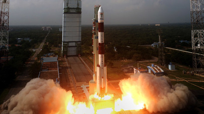 AFP Photo/ISRO