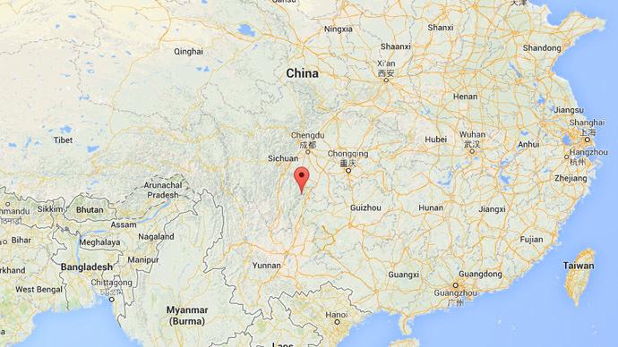 5.3 quake hits China's southwest, at least 21 injured