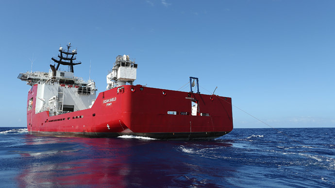 MH370 search: Aussie ocean shield detects possible black box ping