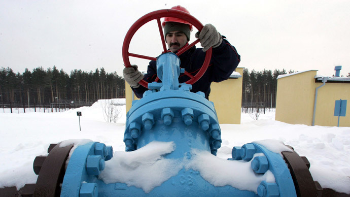 Gas wars: Ukraine due on $2.2 bn debt to Gazprom
