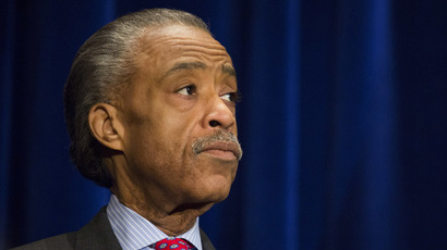 Al Sharpton (Drew Angerer/Getty Images/AFP)