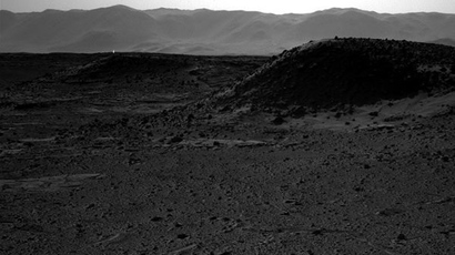 Life on Mars oddities: 'Traffic light' and perfectly-shaped ball spotted on Red Planet