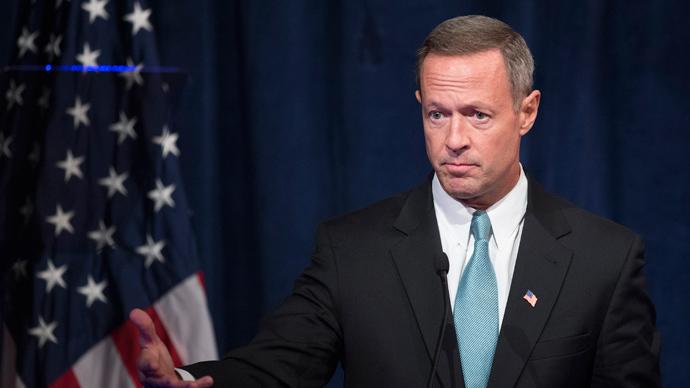 Maryland Gov. O'Malley to sign marijuana decriminalization bill