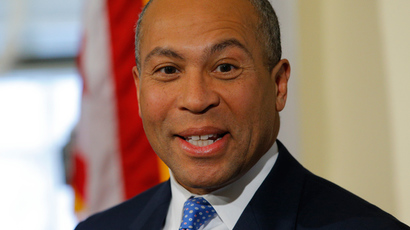 Massachusetts Governor Deval Patrick (Reuters)