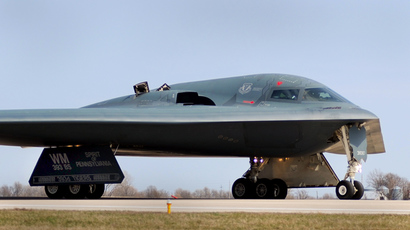 B-2 stealth bomber (AFP Photo)