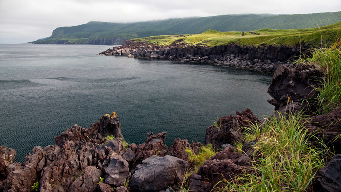 Kuril Islands (RIA Novosti / Sergey Krasnouhov)