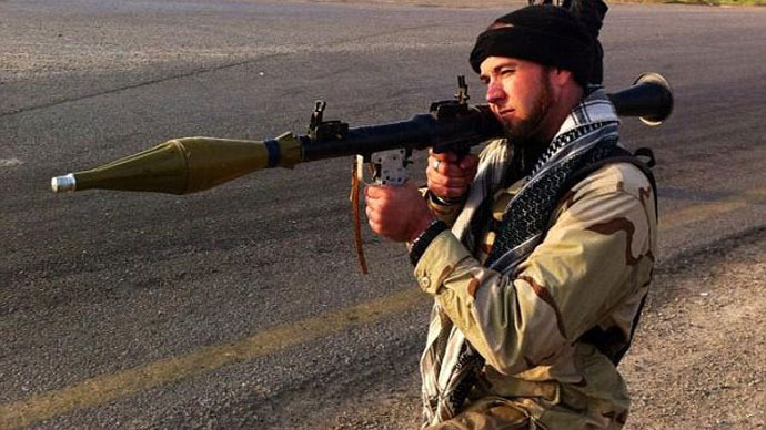 'American Jihadist' who fought in Syria, Eric Harroun, dies suddenly
