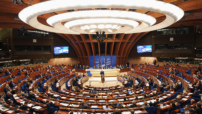 Russian Delegation Leaves Pace Session In Protest At