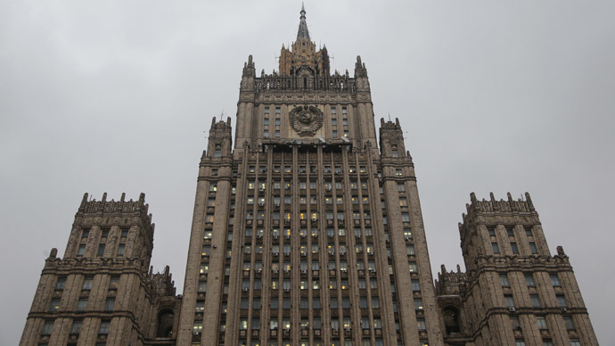 Foreign Ministry concerned over US 'hunt' for Russian citizens in foreign countries