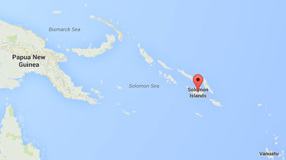 7.5 magnitude earthquake strikes off Solomon islands, second big one in hours