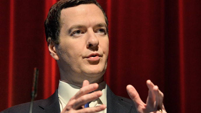 ​'If you're evading tax, we'll find you' – George Osborne