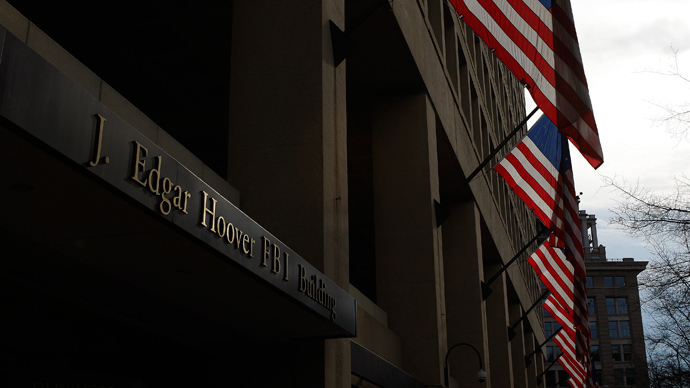 The main headquarters of the FBI, the J. Edgar Hoover Building, is seen in Washington (Reuters / Gary Cameron)