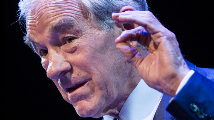 Ron Paul (AFP Photo / Brendan Smialowski)