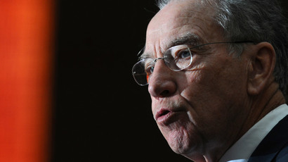 U.S. Senator Chuck Grassley.(AFP Photo / Steve Pope)