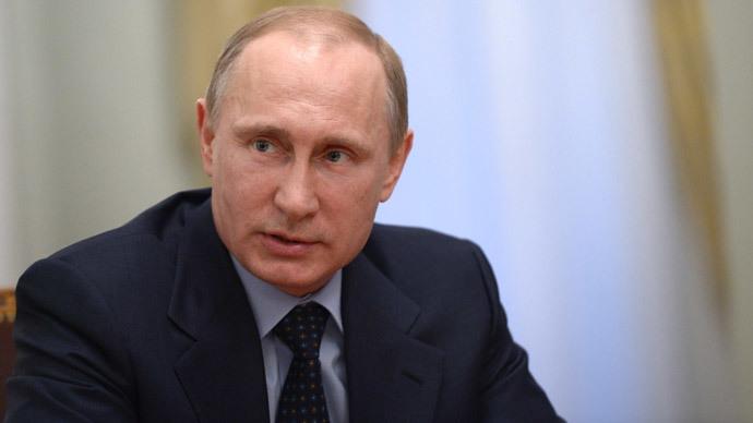 Putin: Ukraine's radical escalation puts it on edge of civil war