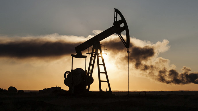 Mega oil field discovered in southern Russia