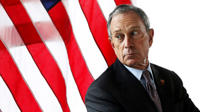 Former New York City Mayor Michael Bloomberg (Reuters/Shannon Stapleton)