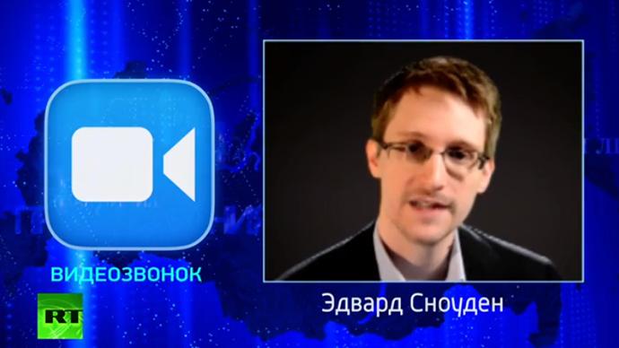 Snowden asks Putin LIVE: Does Russia intercept millions of citizens' data?