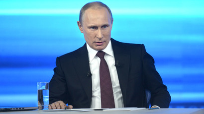 ​No reason why things with West can't be normal again – Putin