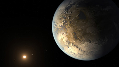 Kepler-186f resides in the Kepler-186 system about 500 light-years from Earth in the constellation Cygnus. (Image Credit: NASA Ames / SETI Institute / JPL-Caltech)