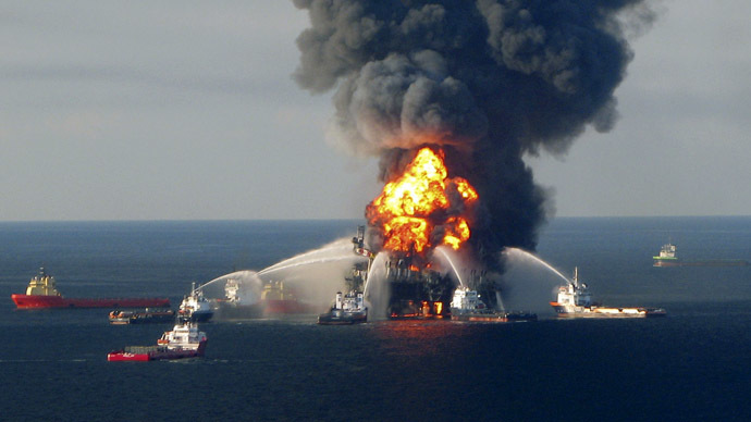 Ex-BP manager settles with SEC over Gulf oil spill insider trading charges