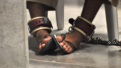 US govt ordered to release Gitmo force-feeding videos