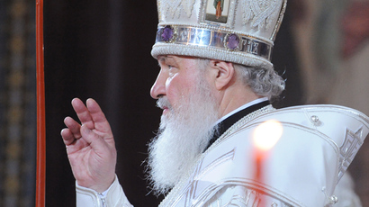 Patriarch Kirill of Moscow and All Russia (RIA Novosti)