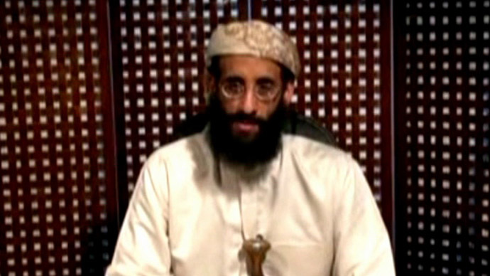 Anwar al-Awlaki, a U.S.-born cleric linked to al Qaeda's Yemen-based wing (Reuters/Intelwire.com)