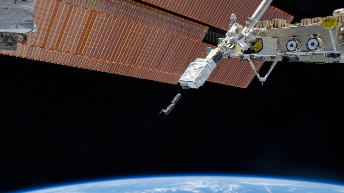 ​Space terrorism, floating debris pose threats to US
