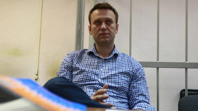 Alexey Navalny (RIA Novosti / Anton Denisov)