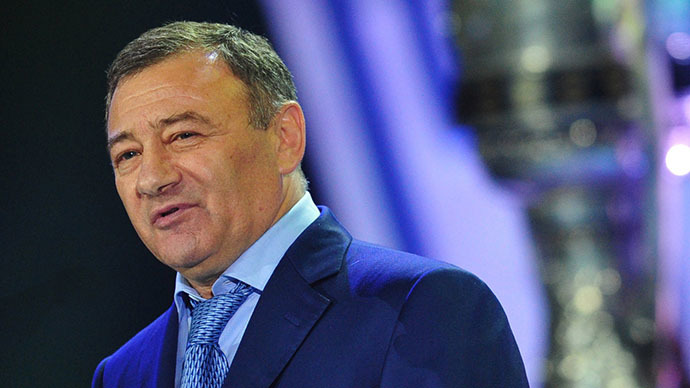 Sanctioned Rotenberg brothers stop Gazprom pipeline sales