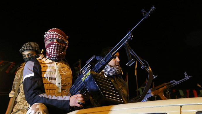 Reuters / Esam Omran Al-Fetori
