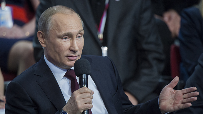 Sanctions 'not effective' in modern world - Putin