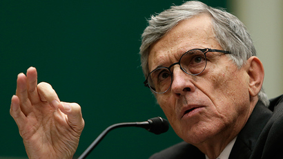 U.S. FCC Chairman Tom Wheeler (Reuters / Gary Cameron)