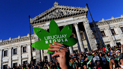 Tax-free pot: Uruguay moves further in war against marijuana black market