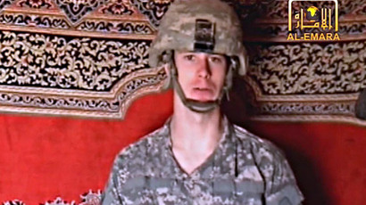 Bowe Bergdahl.(AFP Photo / IntelCenter)