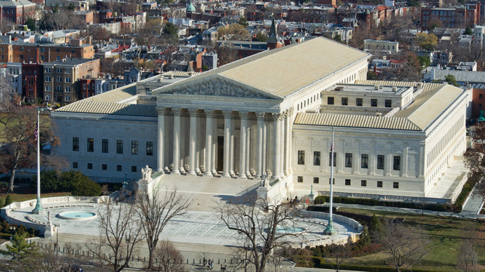 US Supreme Court.(AFP Photo / Karen Bleier)