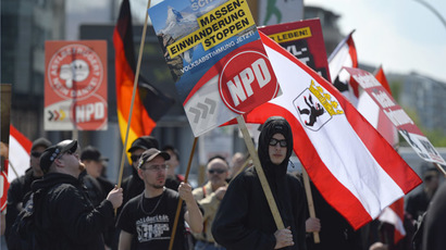 German president has right to call neo-Nazis 'loonies' – top court