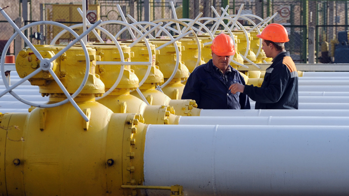 Ukraine's failure to pay gas debt may cut gas supply to Europe - Russia's energy minister
