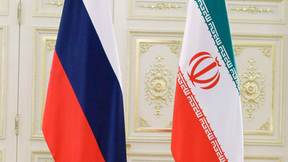 Sanctioned Russia and Iran sign 5-yr deal to ease Western pressure