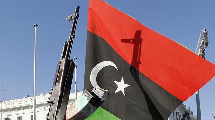 Reuters / Louafi Larbi